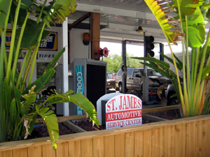 St. James Automotive